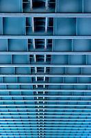 Pittsburghs Bridges - Glenwood Blue