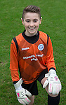 St Johnstone Academy U11's<br /> Matthew Hanlon<br /> Picture by Graeme Hart.<br /> Copyright Perthshire Picture Agency<br /> Tel: 01738 623350  Mobile: 07990 594431