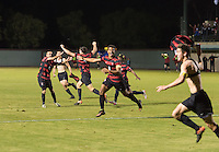 Stanford Soccer M vs University of Virginia, November 27, 2016