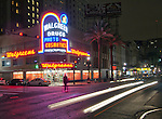 Louisiana, New Orleans, Canal Street, Historic Walgreens Drug Store, 1938 Neon Signage