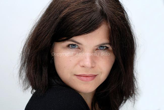 Julia Franck in 2010.