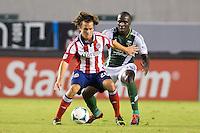 CD Chivas USA vs. Portland Timbers, September 14, 2013