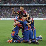 Fussball, Schweizer Ligafinale 2011: Der FC Basel ist Schweizer Meister 2011