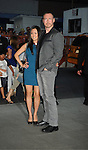 "Kevin Durand and date attends the New York Premiere of ""Cosmopolis"" on .August 13, 2012 at MoMA in New York City. The premiere was presented by Gucci and The Peggy Siegal Company. .The stars of the movie are Robert Pattinson, Paul Giamatti, Sarah Gadon, Kevin  Durand and Emily Hampshire."