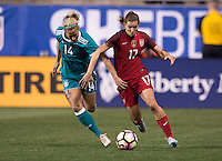 Chester, PA - March 1, 2017: The USWNT defeated Germany 1-0 during the SheBelieves Cup at Talen Energy Stadium