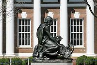 statue homer lawn