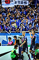(L-R) Keisuke Honda, Makoto Hasebe (JPN),.JUNE 3, 2012 - Football / Soccer :.Keisuke Honda and Makoto Hasebe of Japan after the 2014 FIFA World Cup Asian Qualifiers Final round Group B match between Japan 3-0 Oman at Saitama Stadium 2002 in Saitama, Japan. (Photo by Takahisa Hirano/AFLO)