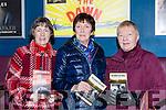 Maureen McCarthy, Ann McCarthy and Carmel Lynch at the screening of The Dawn in Killarney cinema on Tuesday night