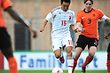 Manabu Saito (JPN), Ben Rienstra (NED),.MAY 25, 2012 - Football / Soccer :.2012 Toulon Tournament Group A match between U-23 Japan 3-2 U-21 Netherlands at Stade de l'Esterel in Saint-Raphael, France. (Photo by FAR EAST PRESS/AFLO)