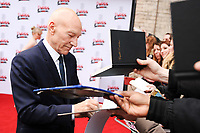 Sir Patrick Stewart at the Empire Film Awards 2017 at The Roundhouse, Camden, London, UK. <br /> 19 March  2017<br /> Picture: Steve Vas/Featureflash/SilverHub 0208 004 5359 sales@silverhubmedia.com