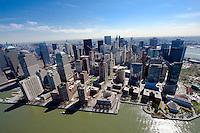 Battery Park  Aerial