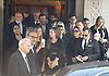 Releatives of Joan Rivers leaving Joan Rivers's Funeral on September 7, 2014 at Temple Emanu-El in New York City.
