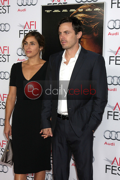 Summer Phoenix, Casey Affleck<br />