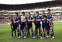 U-17Japan team group line-up (JPN),JULY 3, 2011 - Football :Japan team group shot (Top row - L to R) Naomichi Ueda, Kosuke Nakamura, Hiroki Akino, Kazuki Fukai, Naoki Kawaguchi, Takuya Iwanami, (Bottom row - L to R) Hideki Ihige, Takumi Minamino, Takuya Kida, Sei Muroya and Fumiya Hayakawa before the 2011 FIFA U-17 World Cup Mexico Quarterfinal match between Japan 2-3 Brazil at Estadio Corregidora in Queretaro, Mexico. (Photo by AFLO)