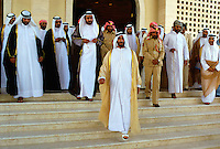 Sheikh Zayed, Ruler of Abu Dhabi