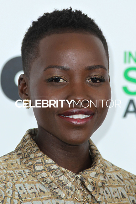 SANTA MONICA, CA, USA - MARCH 01: Lupita Nyong'o at the 2014 Film Independent Spirit Awards held at Santa Monica Beach on March 1, 2014 in Santa Monica, California, United States. (Photo by Xavier Collin/Celebrity Monitor)