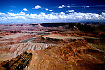 UT: Utah; Canyonlands National Park, Colorado River, Gooseneck, view from Dead Horse Point                 .Photo Copyright: Lee Foster, lee@fostertravel.com, www.fostertravel.com, (510) 549-2202.Image: utcany210