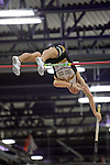 11 MAR 2011: Jay Wall of Nebraska Wesleyan pole vaults during the the Division III Men's and Women's Indoor Track and Field Championships held at the Capital Center Fieldhouse on the Capital University campus in Columbus, OH.  Jay LaPrete/NCAA Photos
