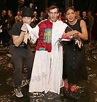 'Groundhog Day' - Gypsy Robe Ceremony