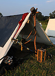 Confederate soldier tent at Gettysburg Pennsylvania, tent, Confederate Soldier reading, soldier, confederate soldier, American Civial War Battle of Gettysburg Pennsylvania, Battle of Gettysburg, July 1-3 1863, cannon, cannon in field, Gettysburg Pennsylvania, Gettysburg Campaign, American Civil War, Union Victory over Confederacy, Commonwealth of Pennsylvania, Penn, Penna, natives, Northeasterners, Middle Atlantic region, Philadelphia, Keystone State, 1802, Thirteen Colonies, Declaration of Independence, State of Independence, Liberty, Conestoga wagons, Quaker Province, Founding Fathers, 1774, Constitution written, Fine Art Photography by Ron Bennett, Fine Art, Fine Art photography, Art Photography, Copyright RonBennettPhotography.com ©