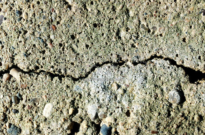 CRACKED CEMENT &amp; PIPE<br /> Cracked Cement Caused by Expansion &amp; Contraction<br /> Heat and Cold Causes Expansion &amp;  Contraction