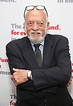 Hal Prince attends The Actors Fund Annual Gala at the Marriott Marquis on 5/8//2017 in New York City.