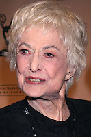 Bea Arthur arriving at the Television Academy Hall of Fame Ceremony in Beverly Hills, CA .December 9, 2008.©2008 Kathy Hutchins / Hutchins Photo....                .