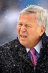 New England PatriotsChairman and CEO Robert Kraft watches pre-game drills prior to the game against the Buffalo Bills at Ralph Wilson Stadium in Orchard Park, NY, on December 11, 2005 . The Patriots defeated the Bills 35-7. Mandatory Photo Credit: Ed Wolfstein