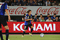 Hiroki Fujiharu (Gamba), SEPTEMBER 10, 2011 - Football / Soccer : 2011 J.League Division 1 match between Gamba Osaka 2-0 Omiya Ardija at Expo '70 Stadium in Osaka, Japan. (Photo by AFLO)
