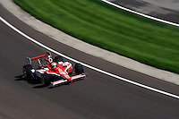 10-18 May 2008, Indianapolis, Indiana, USA. Scott Dixon.©2008 F.Peirce Williams USA.