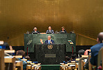 Statement by His Excellency Benjamin Netanyahu, Prime Minister of the State of Israel <br /> General Assembly 70th session 22nd plenary meeting<br /> Continuation of the General Debate