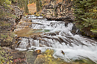 Granite Creek Cascade, Bondurant  Wyoming