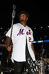 Ne-Yo Performs at New York Mets Post-Game Concert at Citi Field