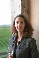 Severinne Bonnie, Chateau Malartic Lagraviere, Pessac Leognan, Graves, Bordeaux, France