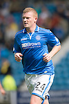 St Johnstone FC Season 2013-14<br /> Brian Easton<br /> Picture by Graeme Hart.<br /> Copyright Perthshire Picture Agency<br /> Tel: 01738 623350  Mobile: 07990 594431