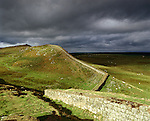 Hadrians Wall, Housestead, Northumberland. Uk. Celtic Britain published by Orion.