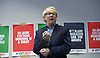 Ken Loach, director of Cathy Come Home launches Left Unity's 2015 manifesto in a Soho squat in Ingestre Court, Ingestre Place, Soho, London, Great Britain <br /> 31st March 2015 <br /> <br /> <br /> Ken Loach <br /> <br /> <br /> <br /> Photograph by Elliott Franks <br /> Image licensed to Elliott Franks Photography Services
