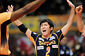Yusuke Inoue (Blazers), MARCH 5, 2011 - Volleyball : 2010/11 Men's V.Premier League match between F.C.Tokyo 0-3 Sakai Blazers at Tokyo Metropolitan Gymnasium in Tokyo, Japan. (Photo by AZUL/AFLO).