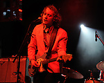 Deer Tick plays at the Double Decker Arts Festival in Oxford, Miss. on Friday, April 27, 2012.