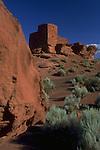 Wapatuki Indian Ruins, AZ