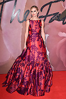 Laura Bailey at the Fashion Awards 2016 at the Royal Albert Hall, London. December 5, 2016<br /> Picture: Steve Vas/Featureflash/SilverHub 0208 004 5359/ 07711 972644 Editors@silverhubmedia.com