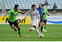 Cho Sung-Hwan (Jeonju), Hiroshi Kiyotake (Cerezo), APRIL 20th, 2011 - Football : AFC Champions League Group G match between Jeonbuk Hyundai Motors 1-0 Cerezo Osaka at Jeonju World Cup Stadium in Jeonju, South Korea. (Photo by Takamoto Tokuhara/AFLO).
