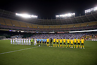 El Salvador vs. Jamaica, August 15, 2012
