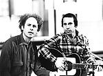 Simon & Garfunkel 1977.© Chris Walter.