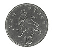 Ten Pence Coin