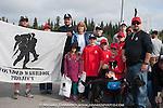Senator LIsa Murkowski in Golden Days Parade Saturday, July 22, 2016 in Fairbanks, Alaska.