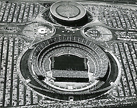 Oakland Alameda County Coliseum during Oakland Raider game in Oakland, Ca. (photo/Ron Riesterer)