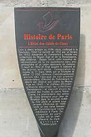 History post with information on L'Hôtel des Abbés de Cluny (Cluny Abbey Hotel).