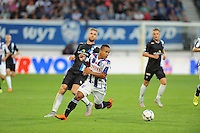 VOETBAL: HEERENVEEN: Abe Lenstra Stadion 29-08-2015, SC Heerenveen - PEC Zwolle, uitslag 1-1, Lucas Bijker (#5), ©foto Martin de Jong