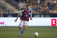 /av15/ during a match between Aston Villa FC and Philadelphia Union at PPL Park in Chester, Pennsylvania, USA on Wednesday July 18, 2012. (photo - Mat Boyle)